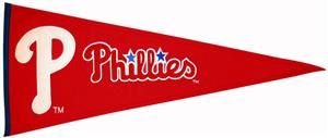 Winning Streak Philadelphia Phillies MLB Pennant