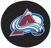 Fan Mats NHL Colorado Avalanche Puck Mats
