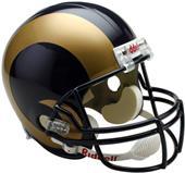 NFL St. Louis Rams Deluxe Replica Full Size Helmet