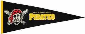 Pittsburgh Pirates MLB Traditions Pennant