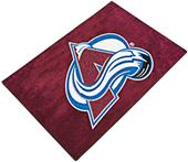 Fan Mats NHL Colorado Avalanche Starter Mats