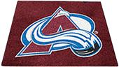 Fan Mats NHL Colorado Avalanche Tailgater Mats