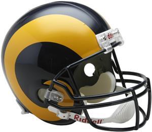 NFL Rams (81-99) Replica Full Size Helmet (TB)