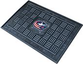 Fan Mats NHL Columbus Blue Jackets Door Mats