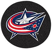 Fan Mats NHL Columbus Blue Jackets Puck Mats
