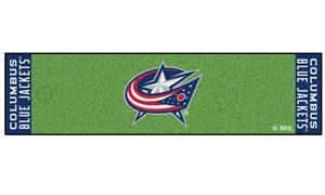 Fan Mats NHL Columbus Blue Jackets Putting Mat