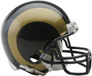 NFL St. Louis Rams Mini Helmet (Replica)