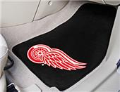 Fan Mats NHL Detroit Red Wings Car Mats (set)
