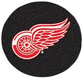 Fan Mats NHL Detroit Red Wings Puck Mats