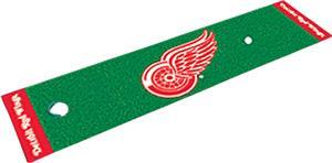Fan Mats NHL Detroit Red Wings Putting Green Mats