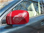Fan Mats NHL Detroit Red Wings Small Mirror Covers
