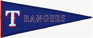 Winning Streak MLB Texas Rangers Pennant