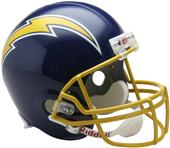 NFL Chargers (74-87) Replica Full Size Helmet (TB)