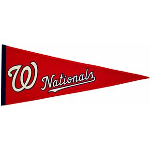 Winning Streak Washington DC Nationals Pennant