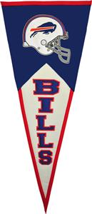 Winning Streak NFL Buffalo Bills Classic Pennant
