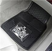 Fan Mats NHL Los Angeles Kings Car Mats (set)