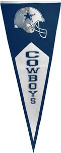 Winning Streak NFL Dallas Cowboys Classic Pennant