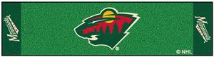 Fan Mats NHL Minnesota Wild Putting Green Mats