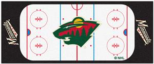 Fan Mats NHL Minnesota Wild Rink Runners