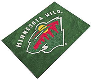 Fan Mats NHL Minnesota Wild Starter Mats