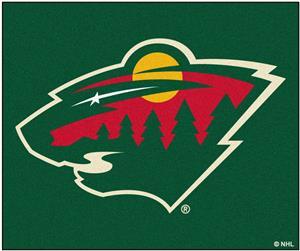 Fan Mats NHL Minnesota Wild Tailgater Mats