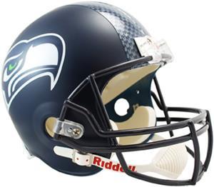 NFL Seahawks Deluxe Replica Full Size Helmet