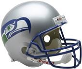 NFL Seahwaks (83-01) Replica Full Size Helmet (TB)