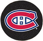 Fan Mats NHL Montreal Canadiens Puck Mats