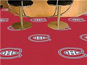 Fan Mats NHL Montreal Canadiens Carpet Tiles