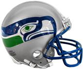 NFL Seahawks (83-01) Mini Replica Helmet Throwback