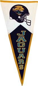 Winning Streak NFL Jacksonville Jaguars Pennant