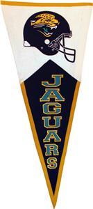Winning Streak NFL Jacksonville Jaguars Pennant