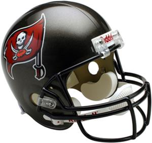 NFL Buccaneers Deluxe Replica Full Size Helmet