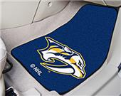 Fan Mats NHL Nashville Predators Car Mats (set)