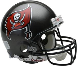 NFL Buccaneers On-Field Full Size Helmet (VSR4)