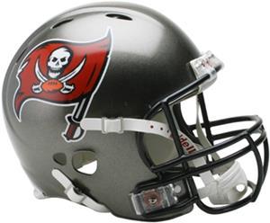 NFL Buccaneers OnField Full Size Helmet Revolution