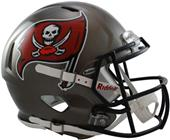 NFL Buccaneers On-Field Full Size Helmet (Speed)