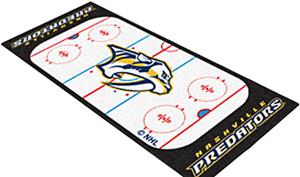 Fan Mats NHL Nashville Predators Rink Runners