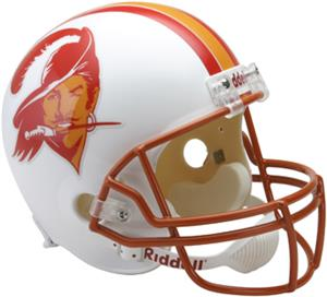 NFL Buccaneers (76-96) Replica Full Size Helmet-TB