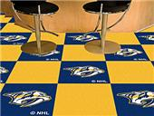 Fan Mats NHL Nashville Predators Carpet Tiles