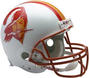 NFL Buccaneers (76-96) OnField Full Size Helmet-TB