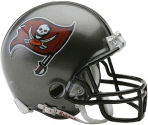 NFL Tampa Bay Buccaneers Mini Helmet (Replica)