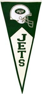 Winning Streak NFL New York Jets Classic Pennant