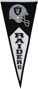 Winning Streak NFL Oakland Raiders Classic Pennant