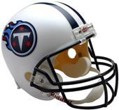 NFL Titans Deluxe Replica Full Size Helmet