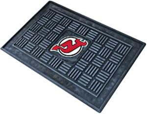 Fan Mats NHL New Jersey Devils Door Mats