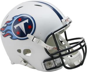 NFL Titans On-Field Full Size Helmet (Revolution)