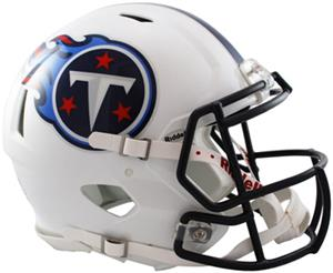 NFL Titans On-Field Full Size Helmet (Speed)