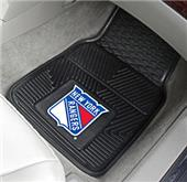 Fan Mats NHL New York Rangers Car Mats (set)