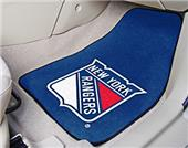 Fan Mats NHL New York Rangers Car Mats (set)
